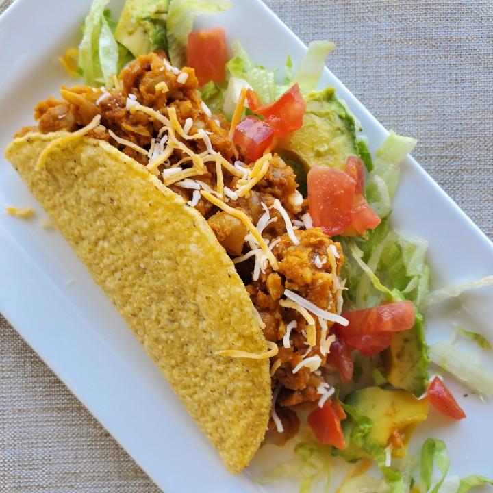 Chana Masala Tacos | Warrior In The Kitchen